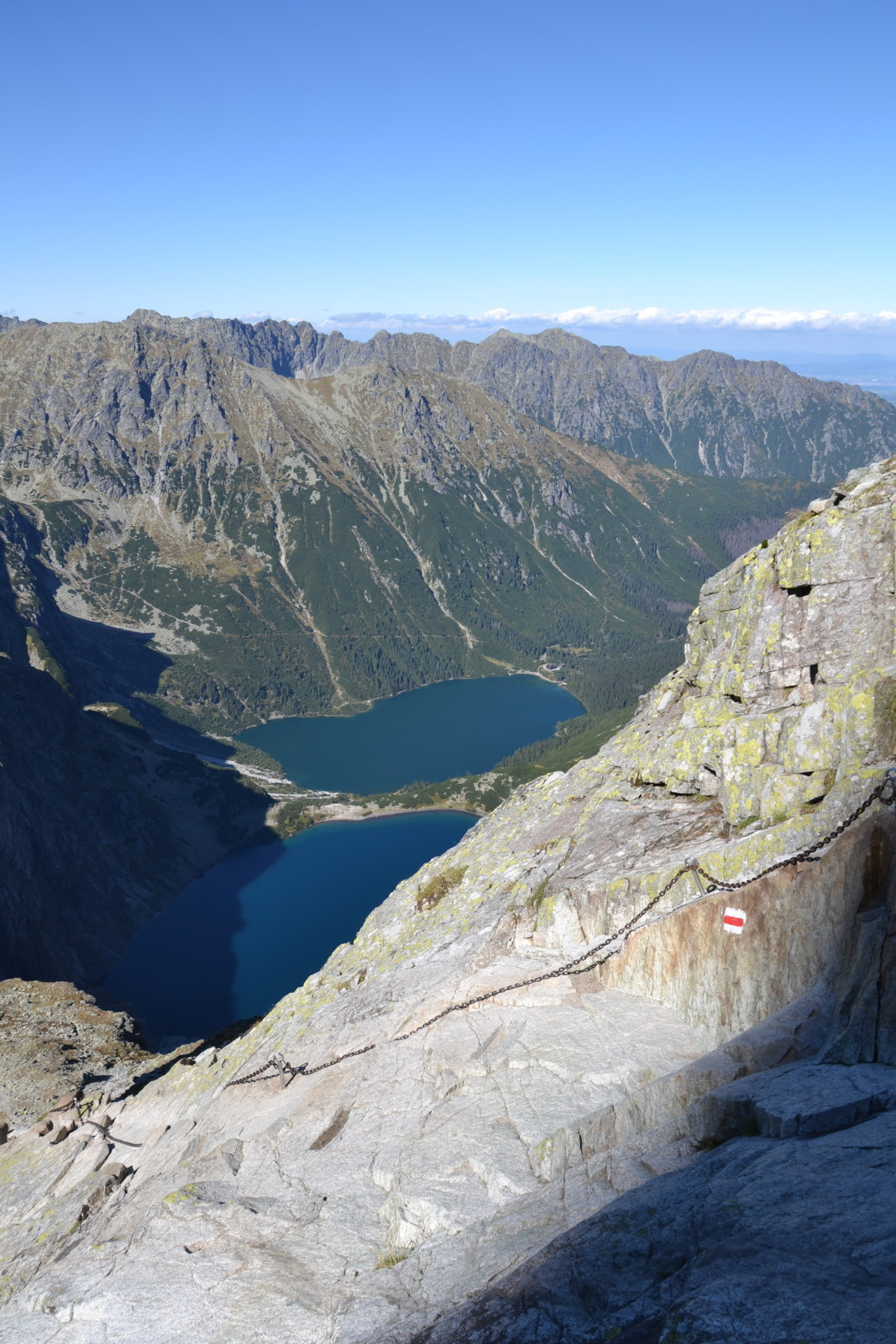 Za nejvyšší horou Polska