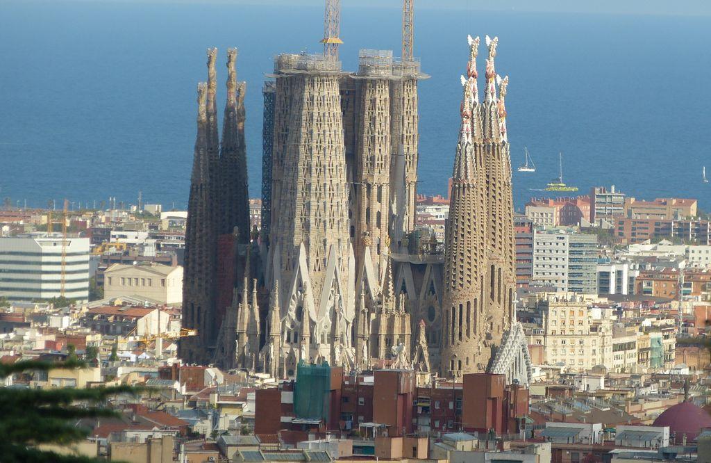 Barcelona aneb užít si geocaching ve Španělsku