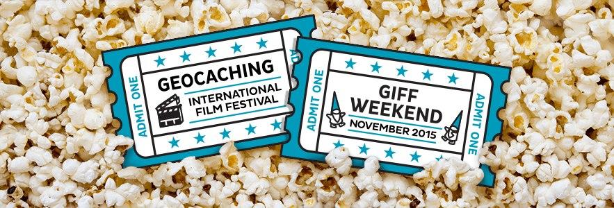 GIFF víkend 2015 - uspořádejte event!