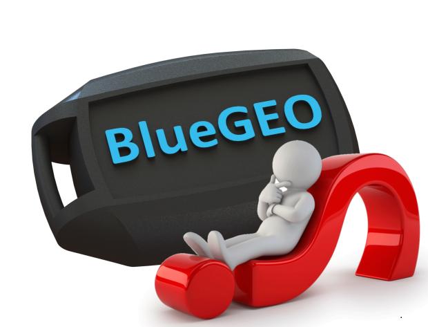 BlueGEO - FAQ aneb na co se nejvíce ptáte