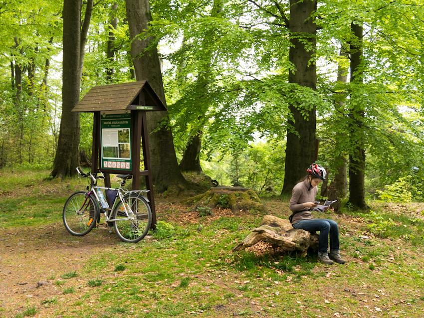 Lánské výlety pro sváteční cyklisty
