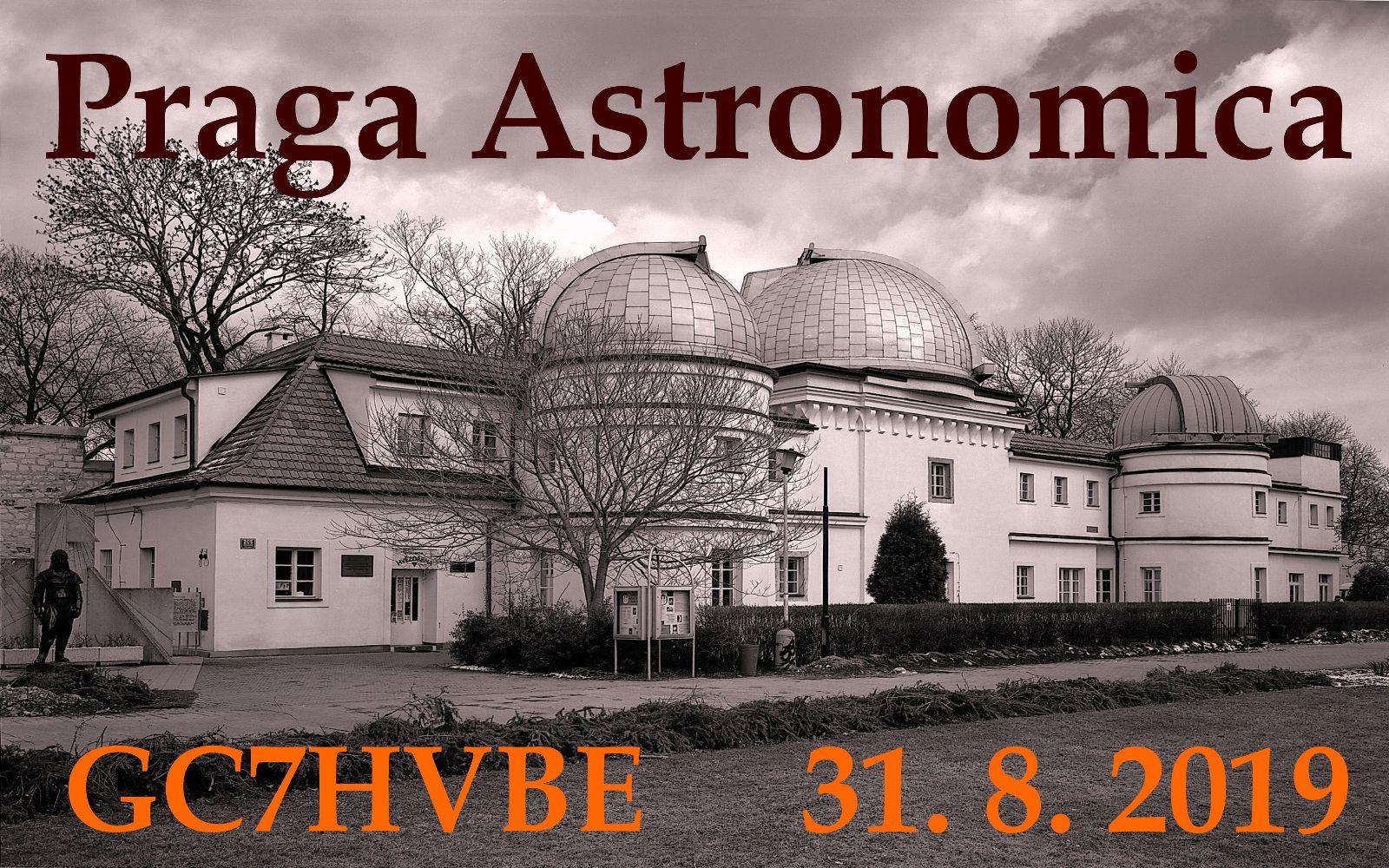 NEWS Praga Astronomica (02) - S Keplerem do vesmíru!