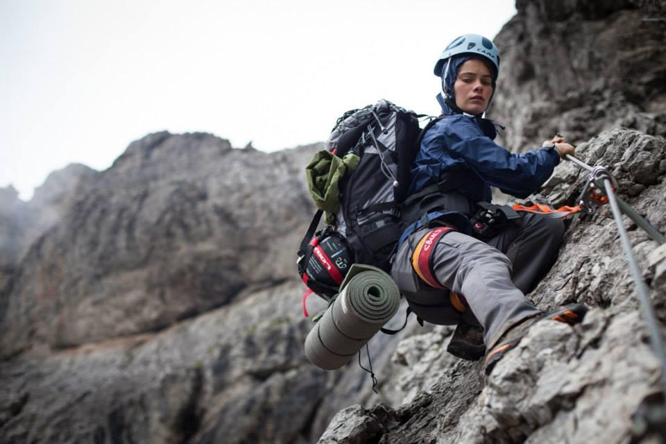 Reportáž v časopisu N.P.M.: Blíže nebi - Česká výprava přes Alpy