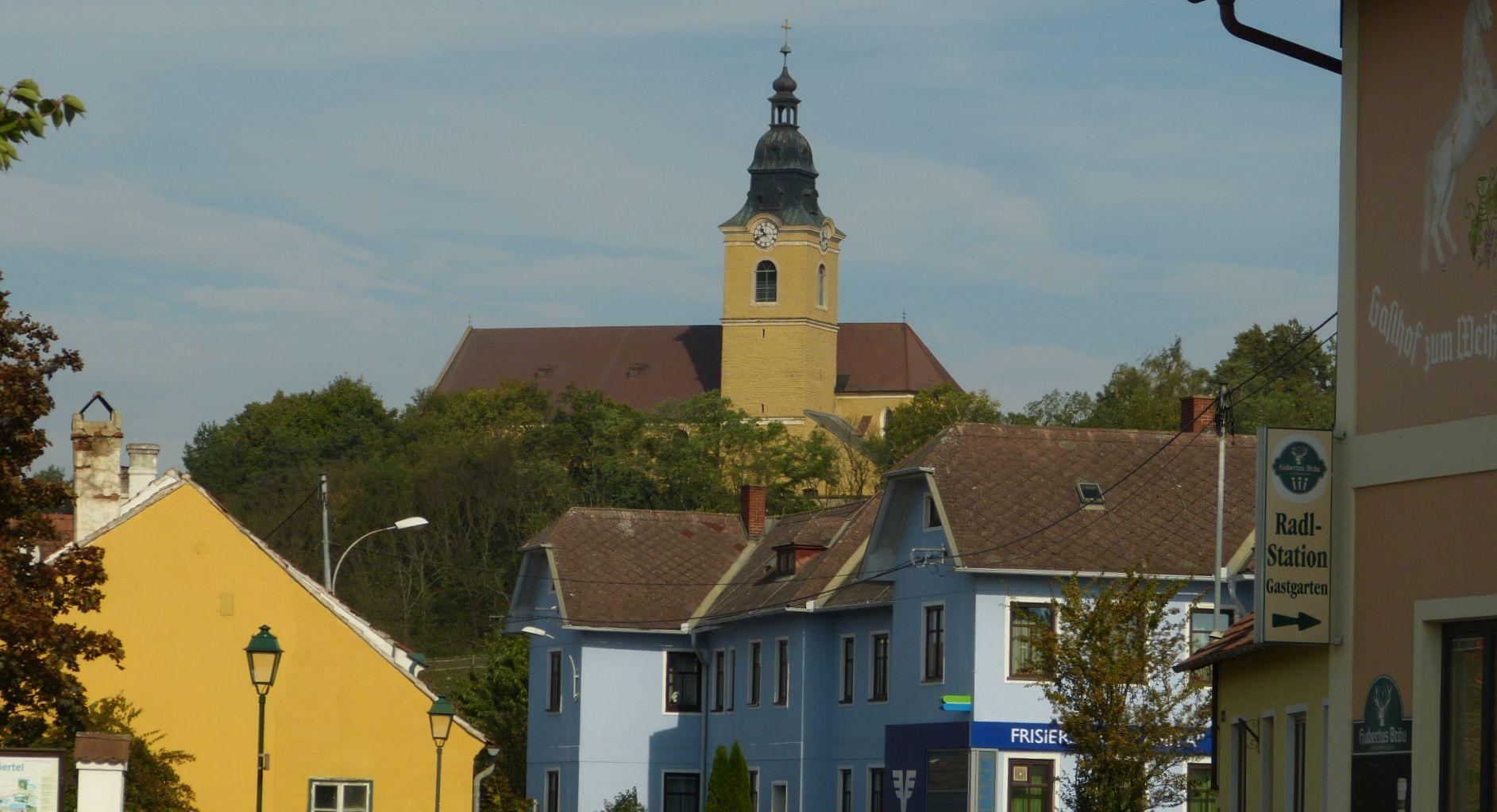 Dolní Rakousko VI. - Langau a Weitersfeld