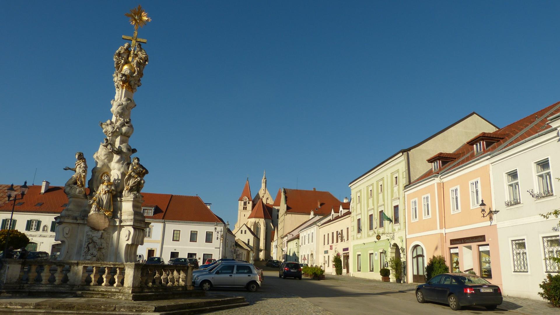 Dolní Rakousko VIII. - Eggenburg a Röschitz