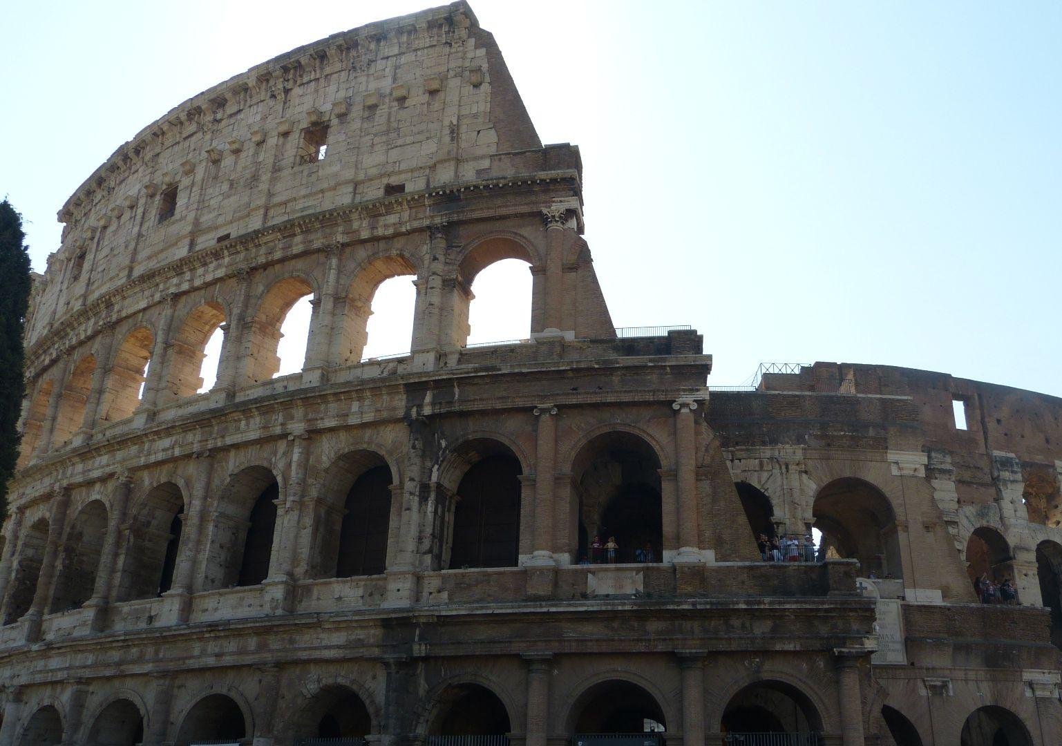 Tři dny v Itálii III. - Řím