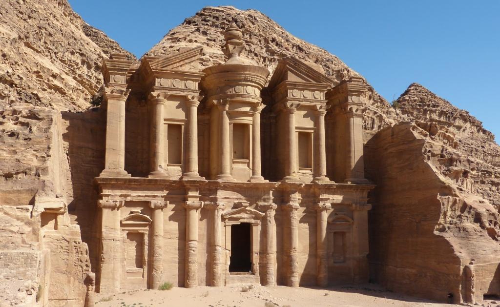 Okolo Mrtvého moře I. - Jordánsko