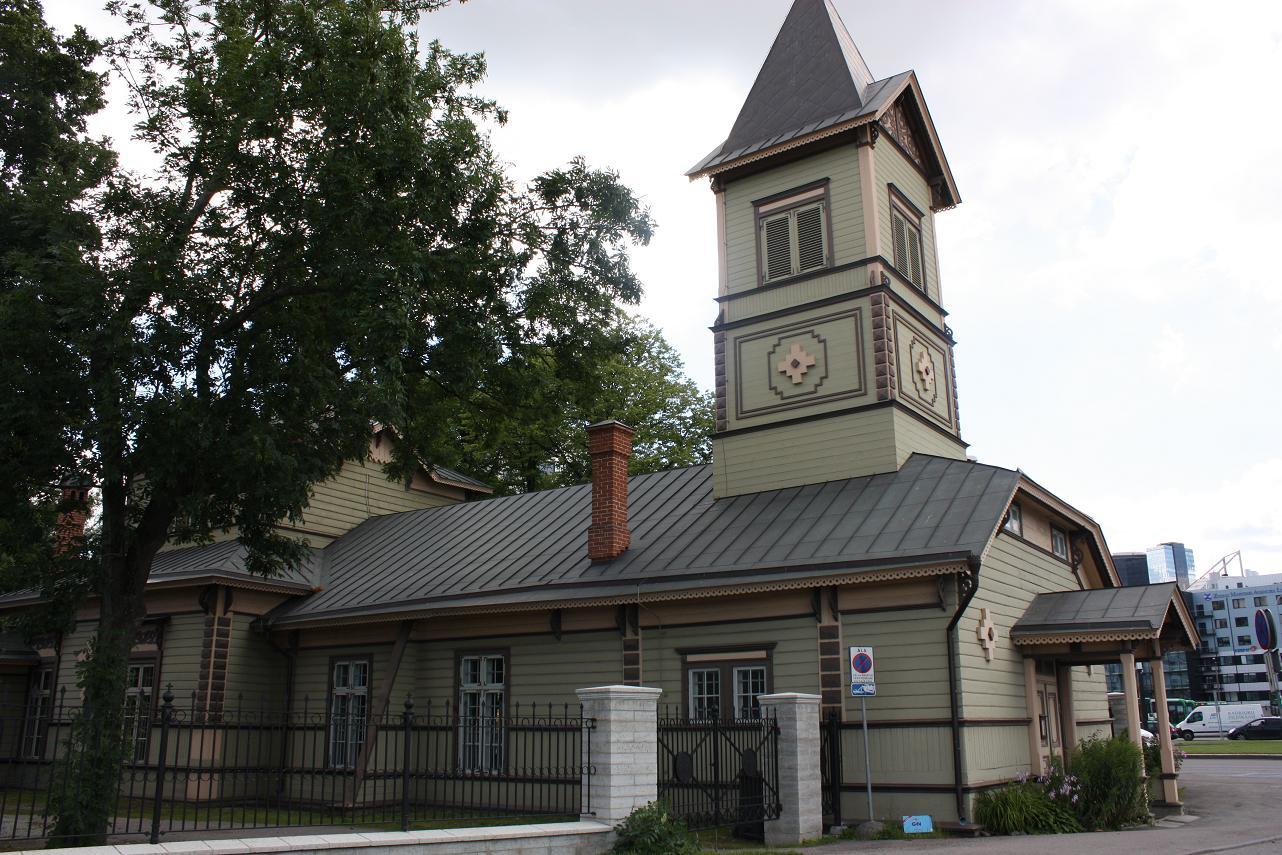 Kostel Simeona Spravedlivého a Anny Prorokyně v Talinu