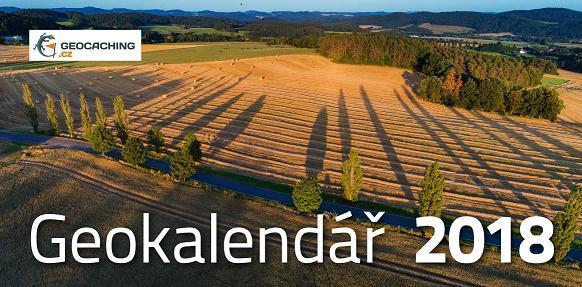 Dlouho očekávaný GEOkalendář 2018 je tu