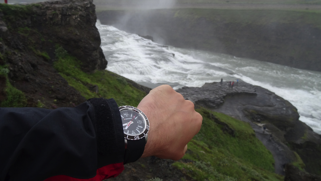 Co by měl geocacher nosit za hodinky, když neloví?