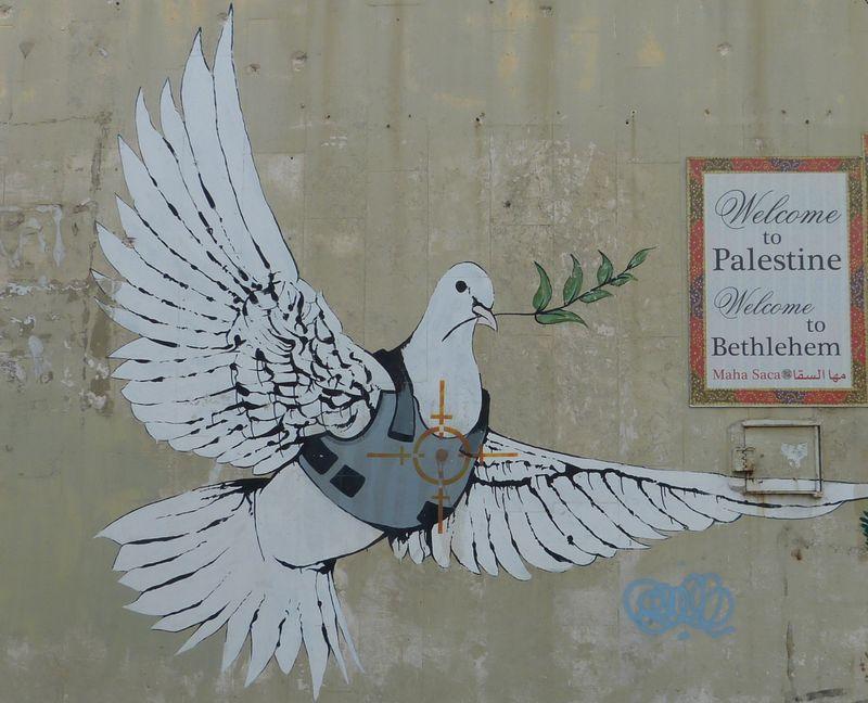 Okolo Mrtvého moře III. - Palestina + pár praktických informací závěrem