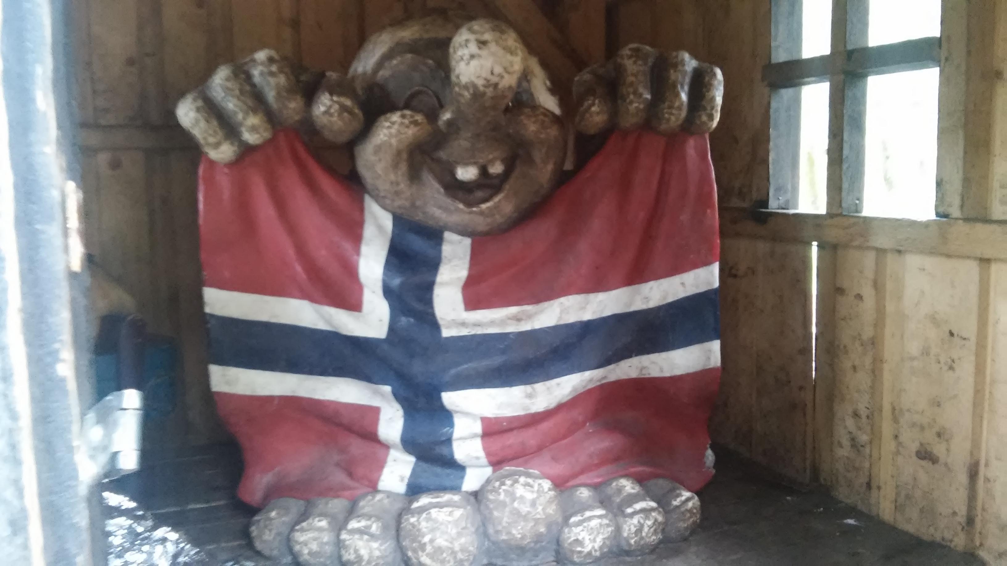 Norsko 2016 - Neboj se a vyraž