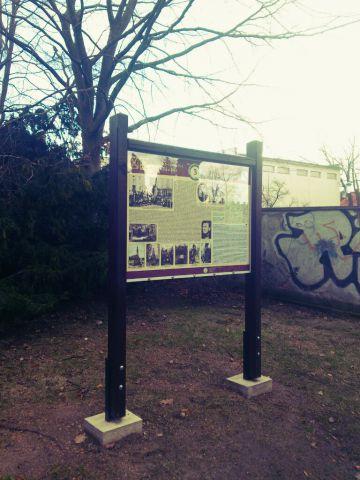 Zahrada vzpominek ( Liberec )