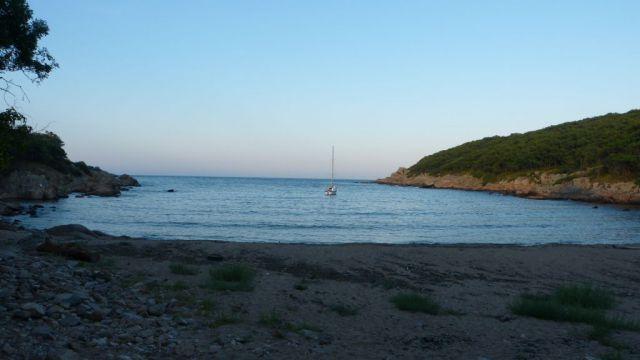 Sveta Paraskeva Bay