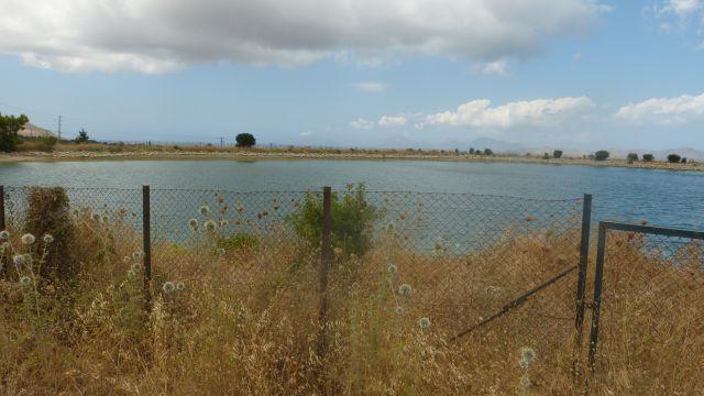 Vodní nádrž u Zipari