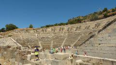 Bodrum - amfiteátr