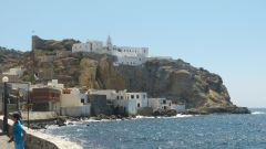Mandraki - klášter Panny Marie