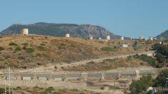 Bodrum - větrné mlýny
