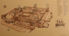 Bodrum - pevnost