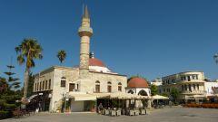 Defterdarova mešita v Kosu