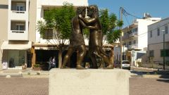 Herkules a Antagoras