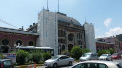 Nádraží Istanbul