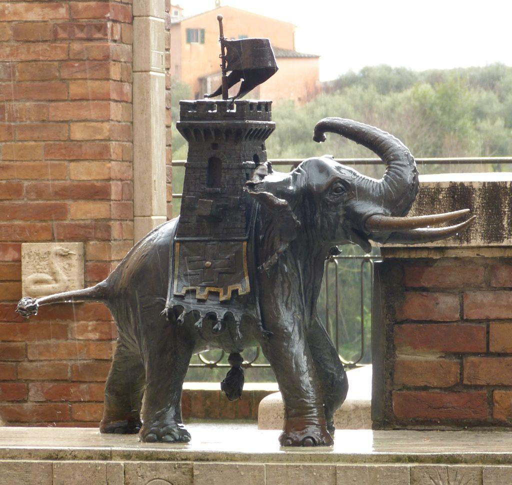 Siena - Torre