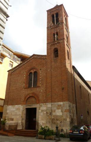 Pisa - Santa Cecilia