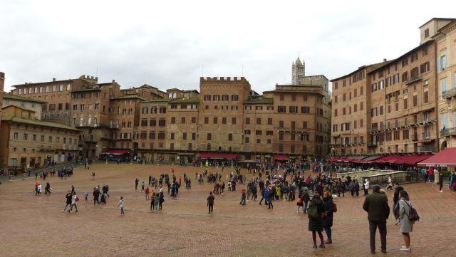 Siena - Il Campo