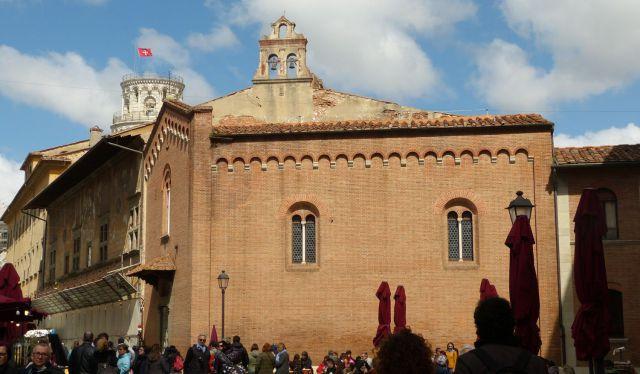 Pisa - San Georgio ai Tedeschi