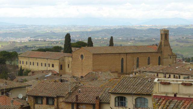 San Gimignano - San Girolamo