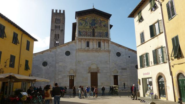 Lucca - San Frediano