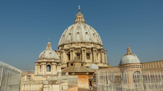 Bazilika sv. Petra - kopule