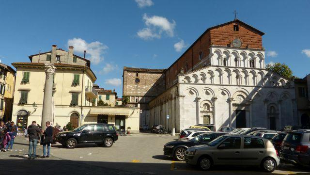 Lucca - Santa Maria Forisportam