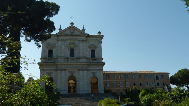 Kostel San Gregorio al Celio