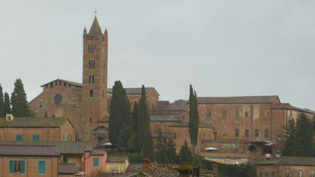Siena - Santa Maria dei Servi