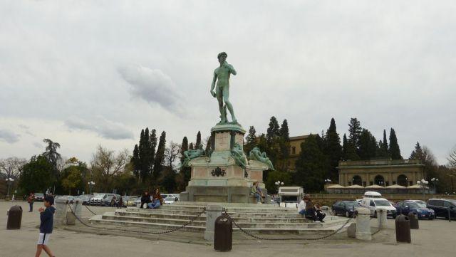 Florencie - Piazzale Michelangelo