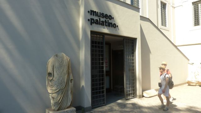 Muzeum Palatino