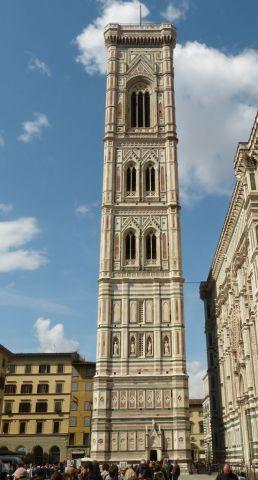 Florencie - Campanile di Giotto