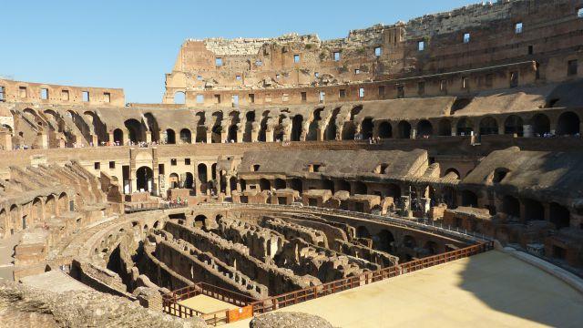 Koloseum - aréna