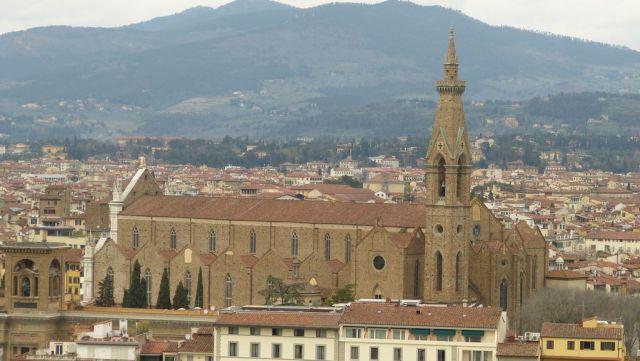 Florencie - Santa Croce