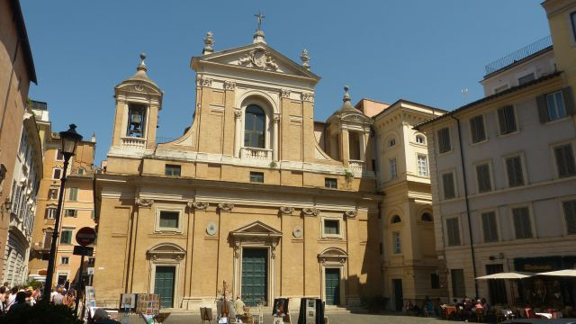 Kostel Chiesa di Santa Maria in Aquiro