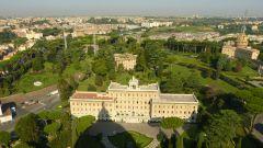 Vatikánské zahrady