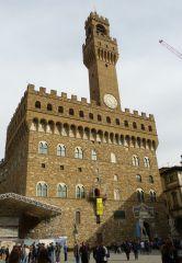 Florencie - Palazzo Vecchio