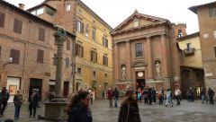 Siena - San Cristoforo