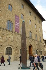 Florencie - muzeum Galilea