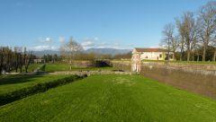 Lucca - opevnění
