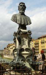 Ponte Vecchio - Benvenuto Cellini