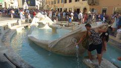 Fontána Barcaccia