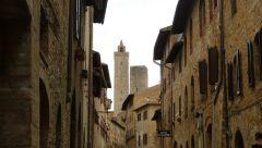 San Gimignano - věže